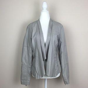 Kate & Mallory - Cascade Front Laser Cut Jacket